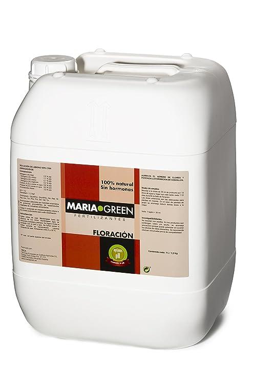 Maria Green Floracion 20 L: Amazon.es: Jardín
