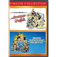 American Graffiti / More American Graffiti 2-Movie Collection [DVD]