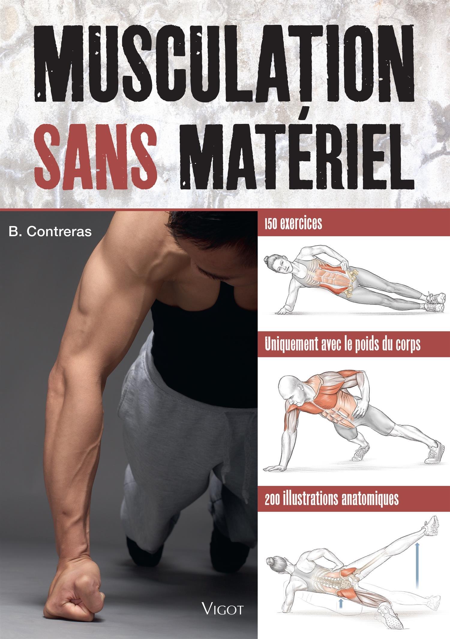 Amazon Fr Musculation Sans Materiel Contreras Bret Gibas Jennifer Checconi Claude Livres