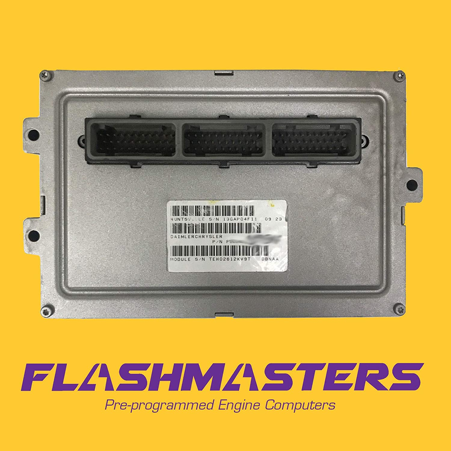 Flashmasters 2003 Grand Cherokee 4.0L Computer 56044632 ECM PCM ECU Programmed to Your VIN