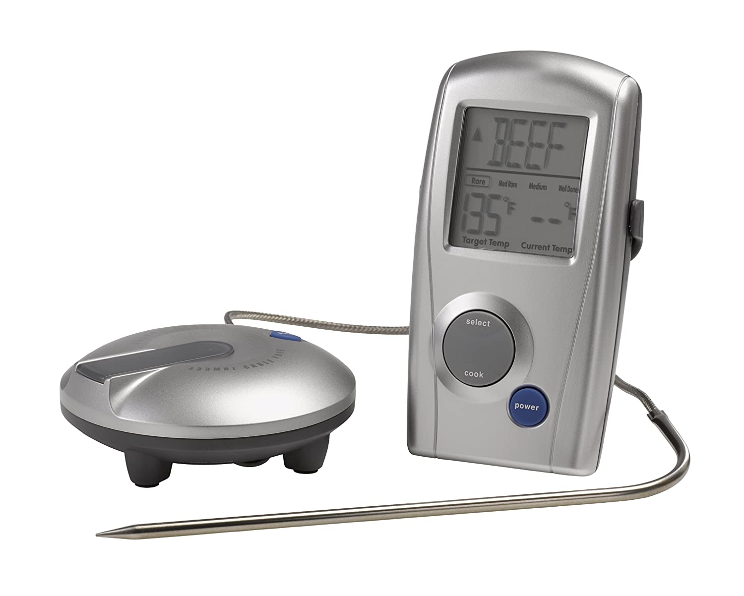 Char- Broil Digital Thermometer 5637, silber
