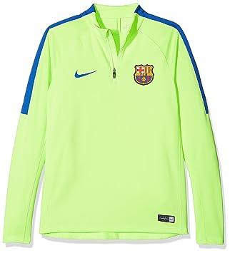 Nike FFF Dri Fit Squad Drill Hochwertige Fußball Langarm