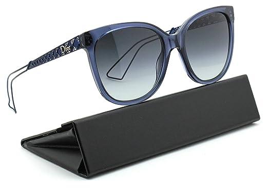 411680b9fd4 Christian Dior Diorama 3 S Women Cateye Sunglasses (Blue Frame