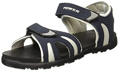 3236da22fb Power Men s Rafter M S Blue Athletic   Outdoor Sandals - 10 UK India (44