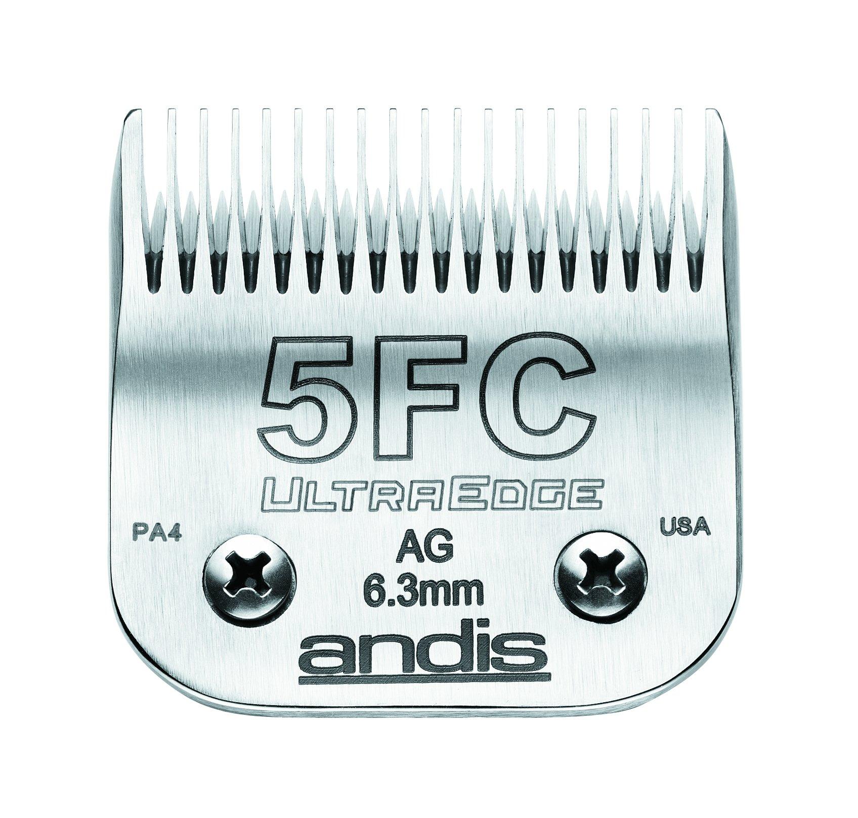 Cuchillas : Andis 5FC Ultra Edge 64122 Reemplazo