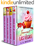 Innocent in Las Vegas Box Set: Tiffany Black Mysteries Books 1-4 (Tiffany Black Mysteries Box Set Book 1)