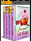 Innocent in Las Vegas Box Set: Tiffany Black Mysteries Books 1-4 (Tiffany Black Mysteries Box Set Book 1)