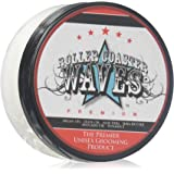 Roller Coaster Waves - Premium Hair Pomade For High Definition Waves + Smooth Texture, 2 Ounces