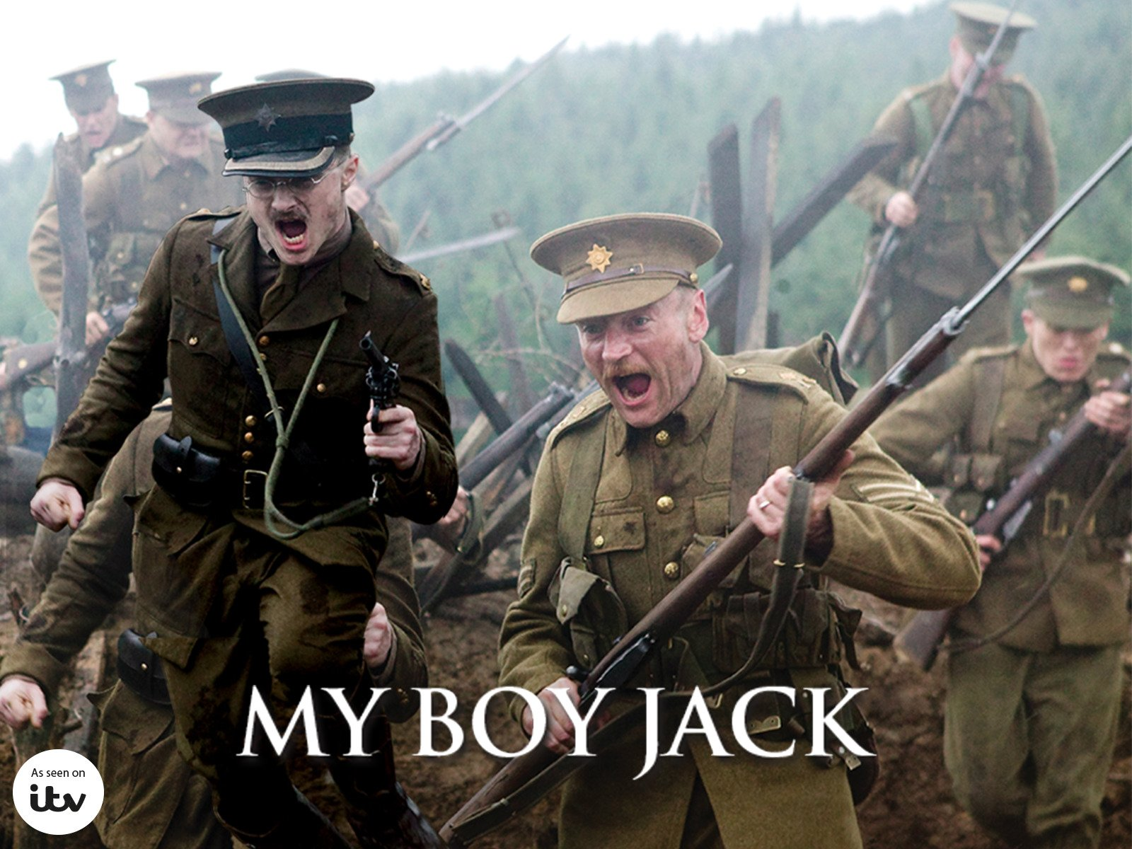 War Movie : My Boy Jack (2007)
