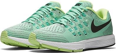NIKE Women's Air Zoom Vomero 11 Green Glow/Black Menta White Running Shoe  8.5 Women