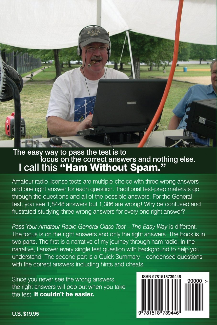 Pass Your Amateur Radio General Class Test - The Easy Way: Craig ...