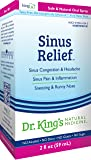 Dr. King's Natural Medicine Sinus Relief, 2 Fluid Ounce