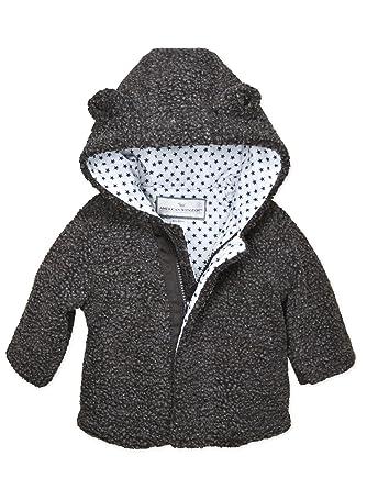 97c246806 Amazon.com  Widgeon Baby Girls Snuggle Bear Berber Jacket 3745  Clothing