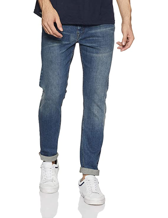 Levi's Men's (512) Slim Tapered Fit Jeans Jeans at amazon