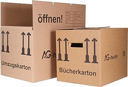 Bajo Juego: 15 cajas Move Box 2 ondulaciones + 15 cajas de cartón ...