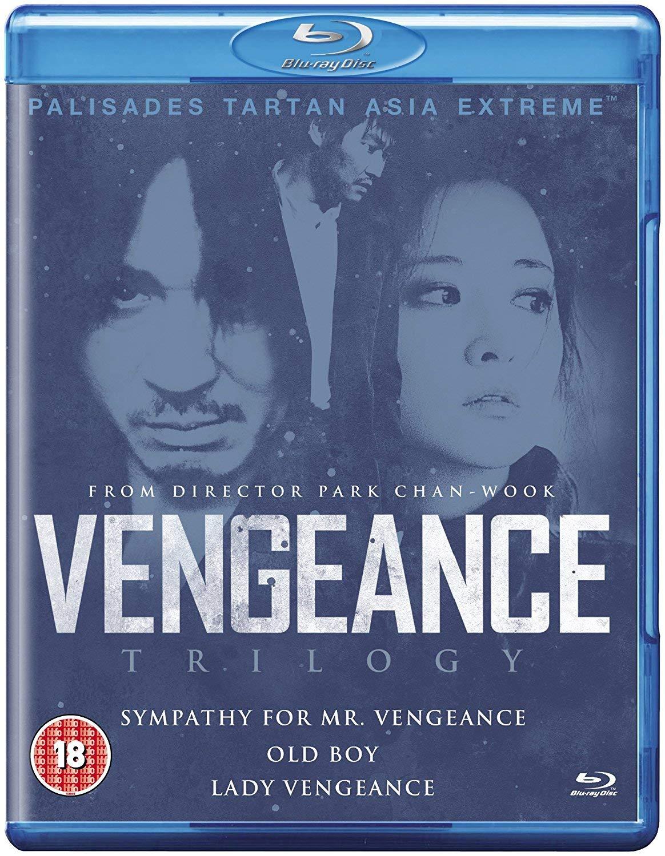 Vengeance Trilogy Boxset [Blu-ray]