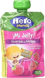 Hero - Bolsita De Fruta Nanos 100 g gelatina Frutas Del Bosque - [pack de