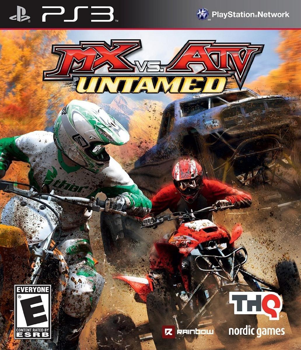 MX vs ATV Untamed (SEMINUEVO)