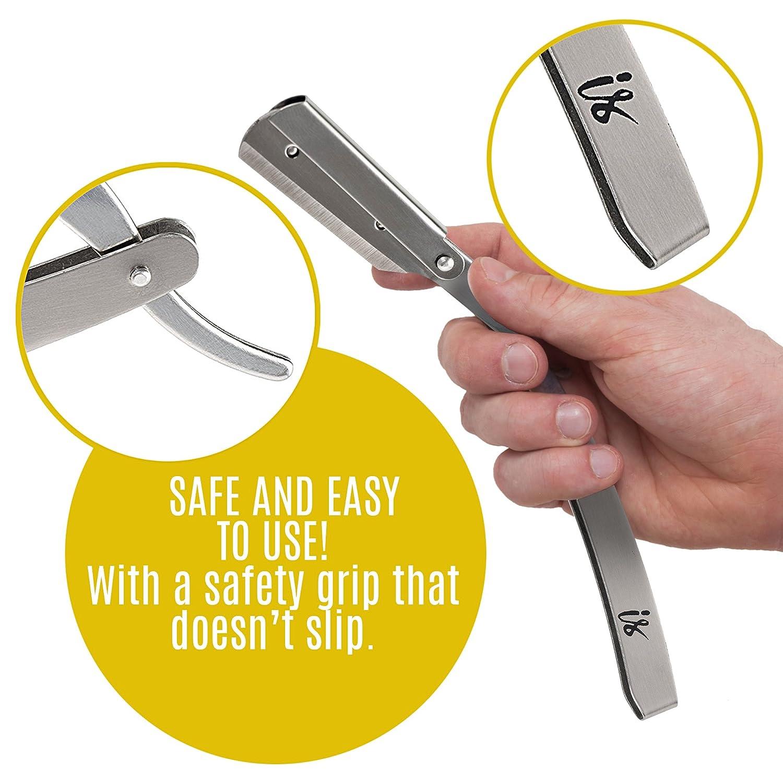 Amazon.com: Rasuradora profesional, cuchilla de acero ...