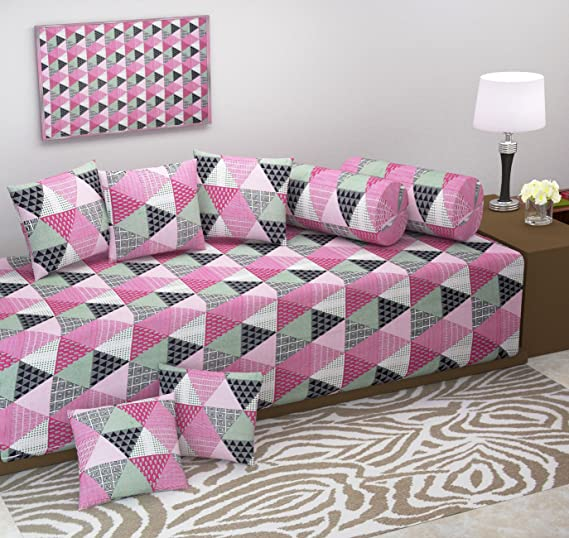 Aroma comfort cotton diwan set Home Furnishing