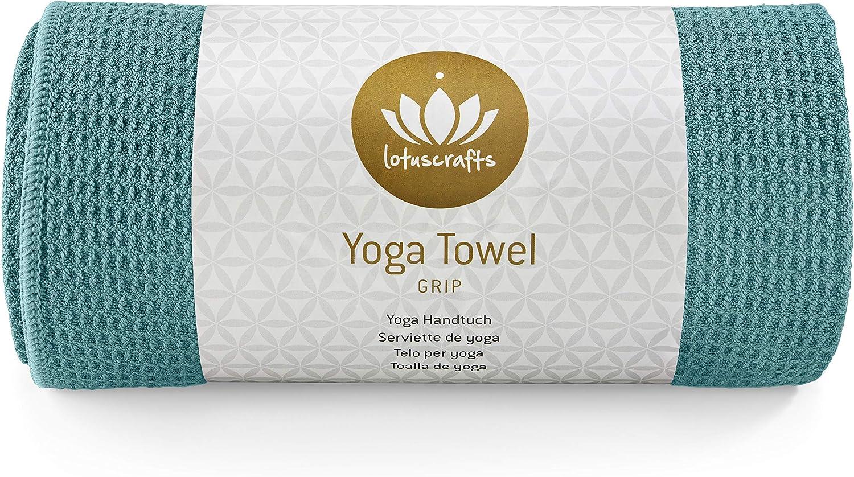 Toalla de yoga Lotuscrafts