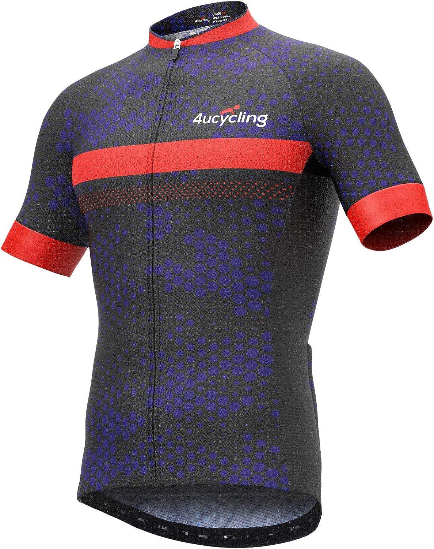 2018 Hot Cycling Jersey Tops USA Racing Bicycle Clothing Long Sleeve Bike Shirt