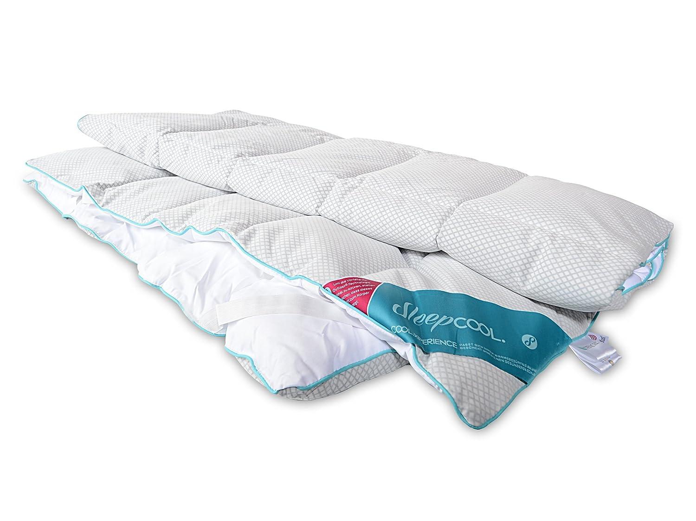SleepCOOL. Matratzenauflage COOL.XPERIENCE - klimaregulierend (90 x 200 cm)