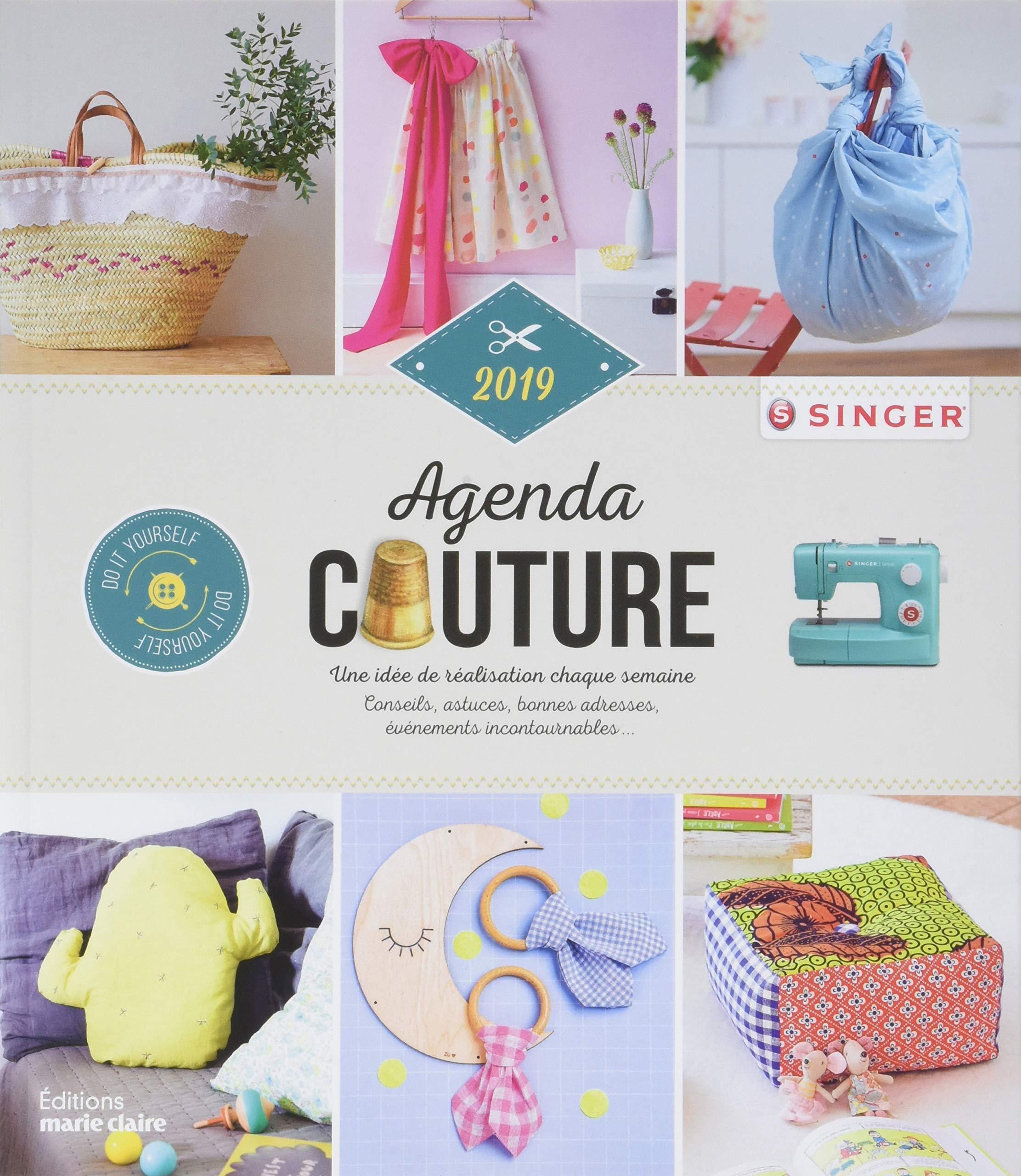 Agenda couture : Une idée de réalisation chaque semaine ...