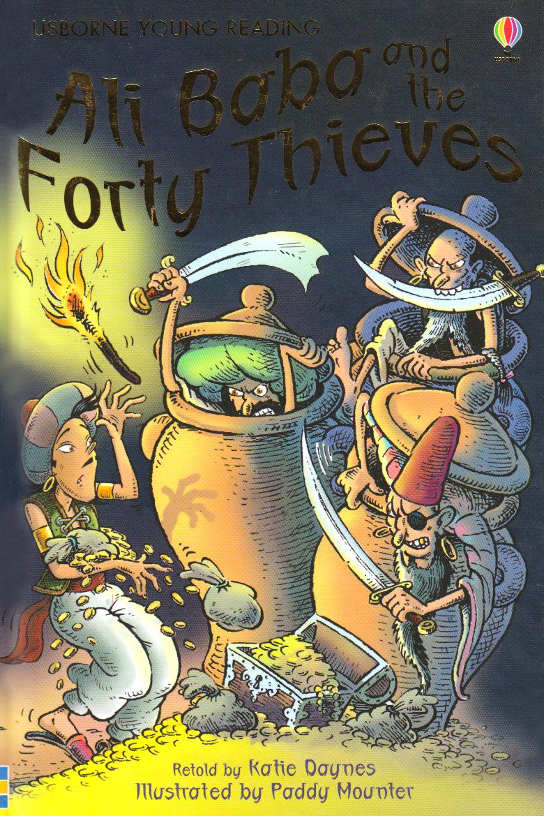Download Ali Baba and the Forty Thieves (Young Reading (Series 1)) ebook