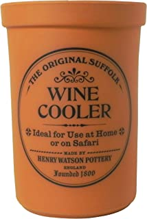 Wine Cooler in Terracotta Made in England  sc 1 st  Amazon.com & Amazon.com: Terra Cotta Cooler | 9015 #7290: Wine Chillers: Kitchen ...