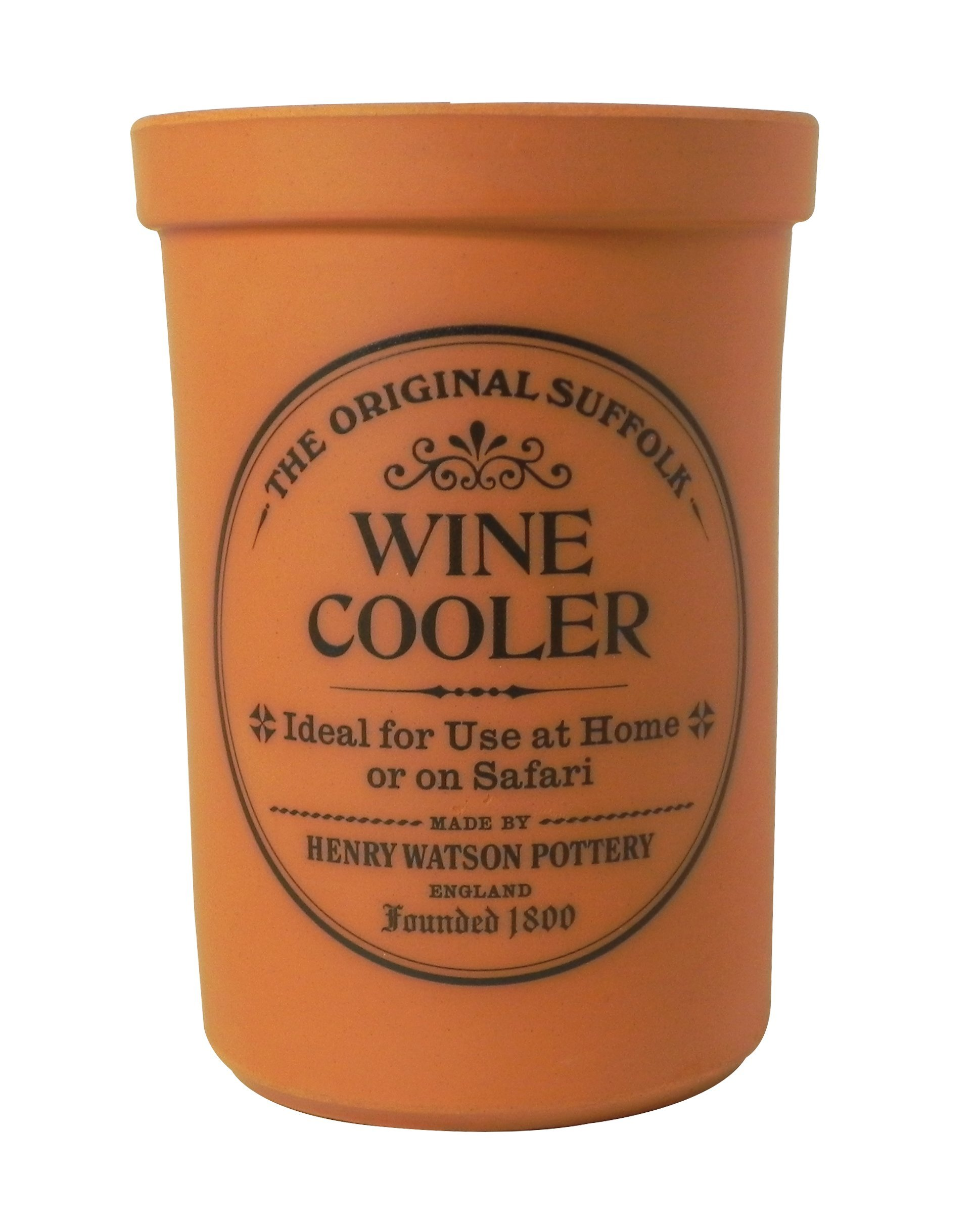 Wine Cooler in Terracotta Made in England