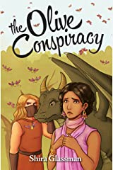 The Olive Conspiracy (Mangoverse Book 4) Kindle Edition
