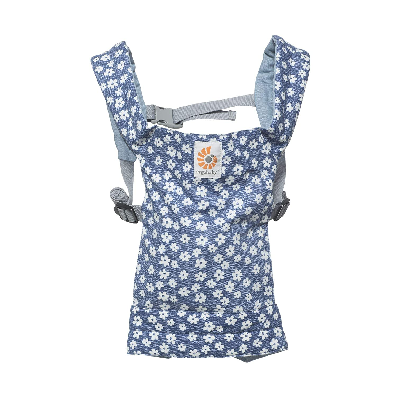 Blue Blooms Ergobaby Original Baby Doll Carrier