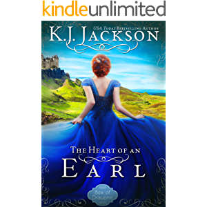 The Heart of an Earl (A Box of Draupnir Novel Book 1)