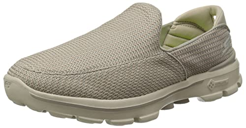 f26de6b97 Skechers Men s Go Walk 3 Stone Nordic Walking Shoes - 12 UK India (47.5