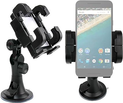DURAGADGET Montaje/Soporte Coche para LG Google Nexus 5X ...