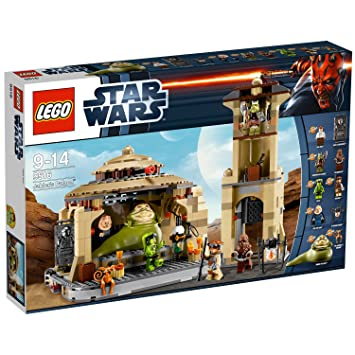 LEGO Star Wars 9516 - Jabbas Palace