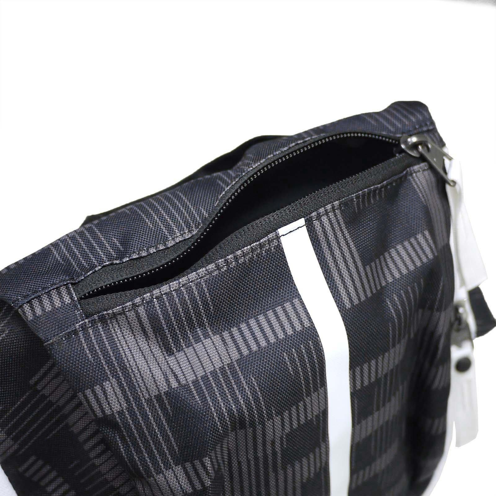 Nike Hoops Elite Max Air Team 2.0 Graphic Basketball Backpack Black/White by NIKE (Image #5)