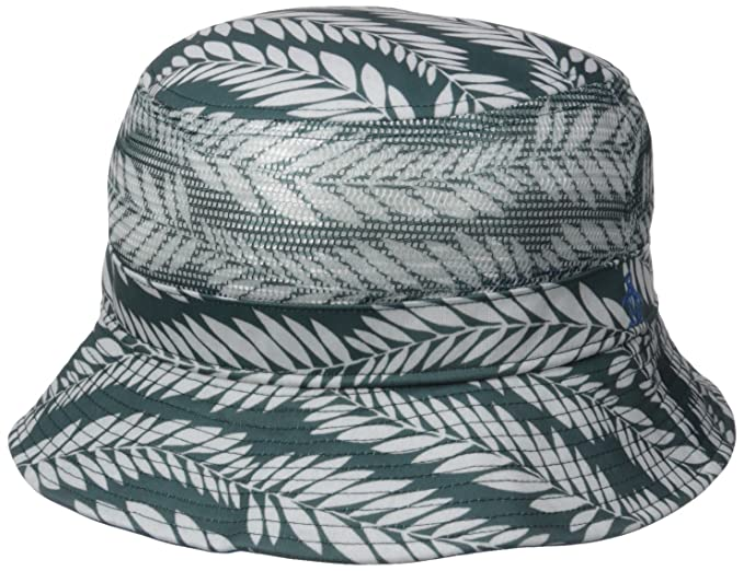 Original Penguin Men s Palm-Print Bucket Hat 9d01c1533ba