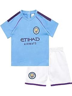 Premier League Baby Boys Manchester City FC Footies