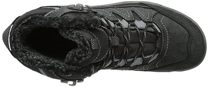 ECCO Mens Xpedition II Black Scar Oil Su Tex Boots Amazoncouk Shoes Bags