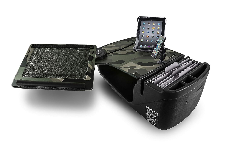 AutoExec AUE10037 Reach Front Seat Car Desk Birch with