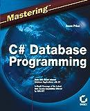 Mastering C# Database Programming