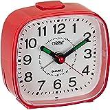 Orpat Beep Alarm Clock (Red, Small, 7.18 cm x 3.3 cm x 6.8 cm, TBB-137)