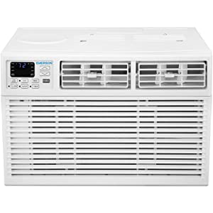 Emerson Quiet Kool EARC15RE1, White Air Conditioner