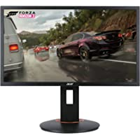 "Acer Gaming XFA240 bmjdpr 24"" Full HD (1920 x 1080) TN Monitor con tasa de actualización de 144hz y tecnología AMD FREESYNC (Puerto de Display, HDMI/MHL, y DVI Port)"