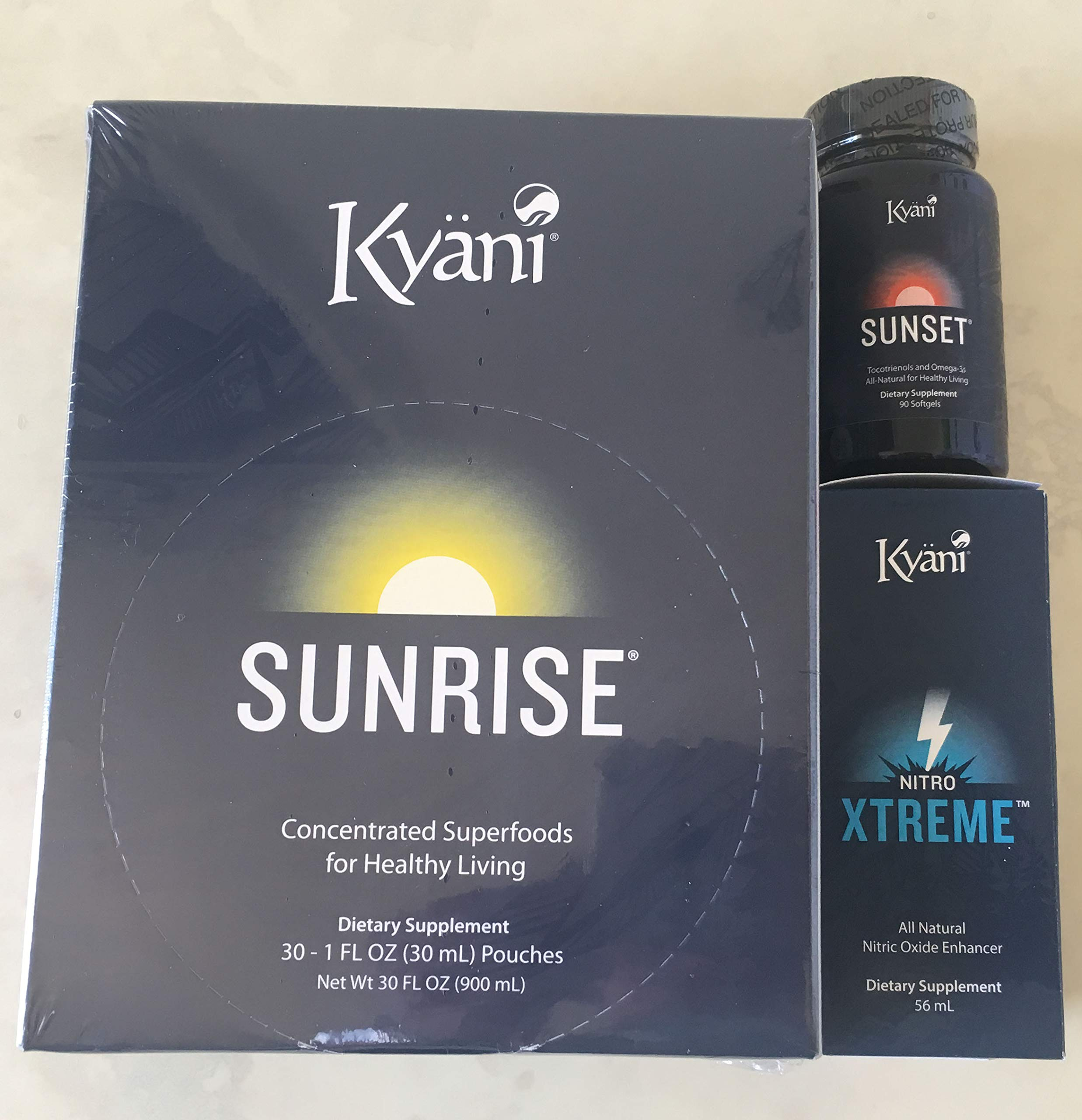 Triangle of Health Xtreme (3) by Kyani