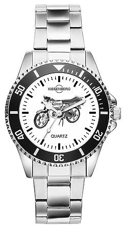 Geschenk Für Kreidler Florett Rs Fans Fahrer Kiesenberg Uhr L-2380 Armband- & Taschenuhren