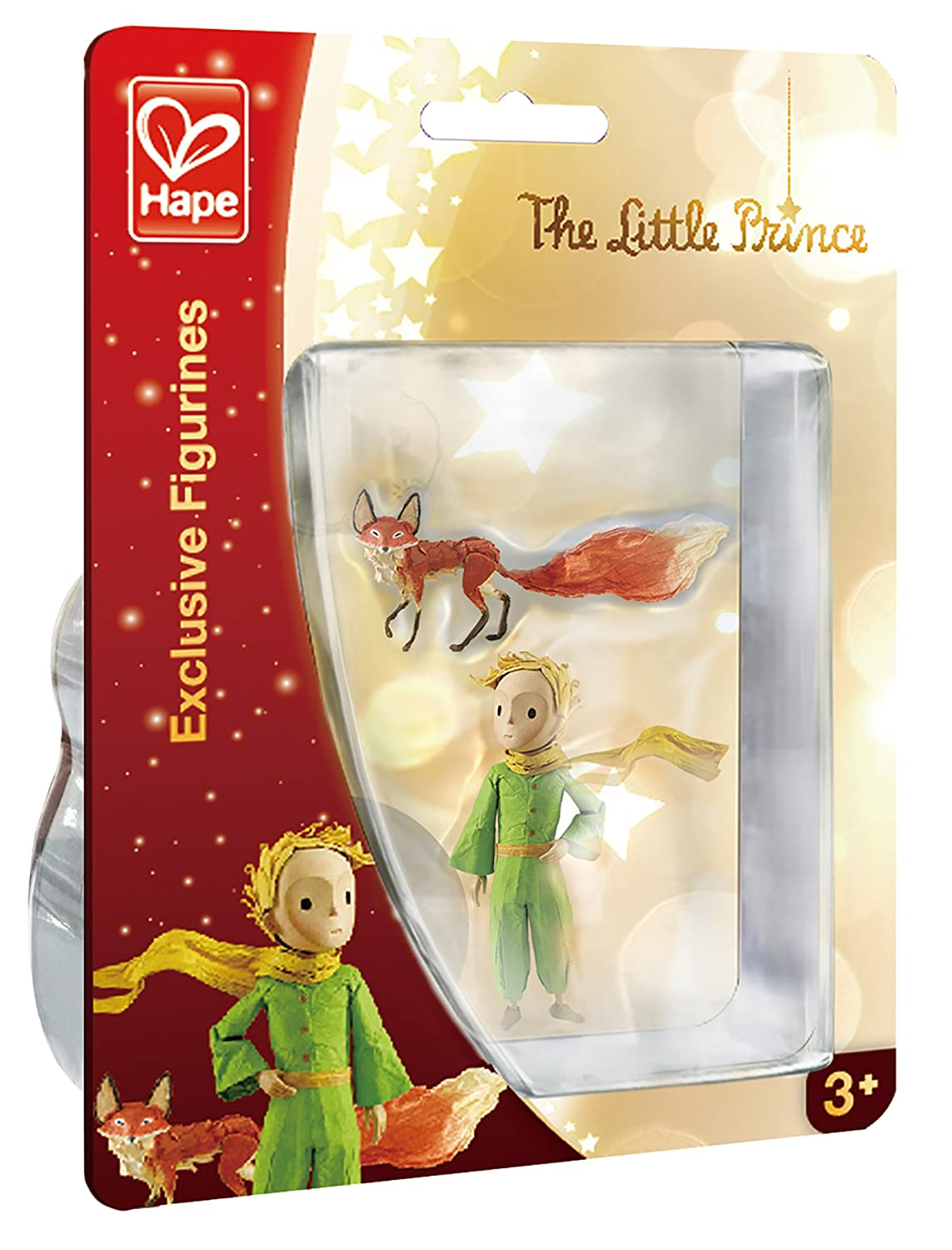 Exploring Set The Little Prince Exclusive Figurines