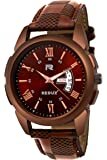 Redux Analogue Brown Dial Men's & Boy's Watch RWS0215S